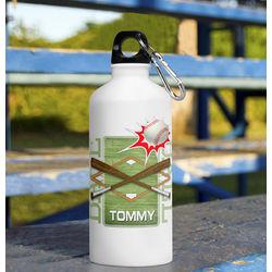 Kid's Sporty Personalized Water Bottle