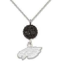 Philadelphia Eagles Ovation Sterling Silver Necklace