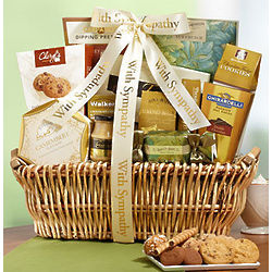 Thinking of You Sympathy Basket