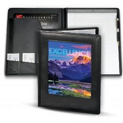 Excellence Mountain Image Padfolio