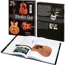 Epiphone Beatles Gear Limited Edition Book