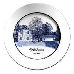 Personalized Heirloom Home Platter