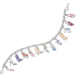 Ultimate Shoe Charm Bracelet