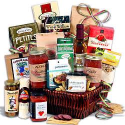 Bella Italiana Italian Gift Basket