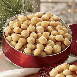 Macadamia Nuts Gift Tin