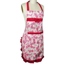 Country Flower Apron