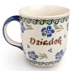 Dziadek Polish Grandfather Mug