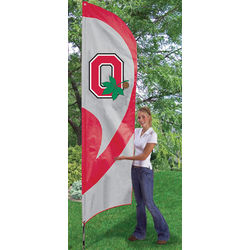 College Sports Yard Flag