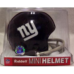 New York Giants 1961-1974 Throwback Replica Mini Helmet