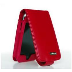 Premium Leather iPhone Flip Style Case