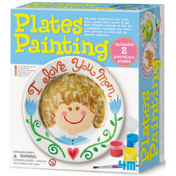 Plate Painting Kit