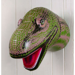 Inflatable Dinosaur Head