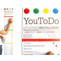 You-to-Do Wall Chart