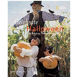 Celebrate Halloween Hardcover Book