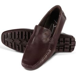 Italian Leather Driving Moccasins