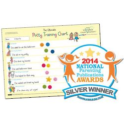 Ultimate Potty Training Reward Chart