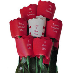 Just Valentine Roses