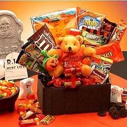 Halloween Goodies Gift Box