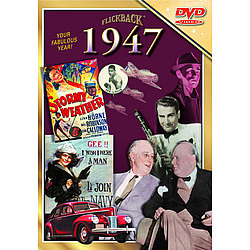 1947 Your Fabulous Year! DVD