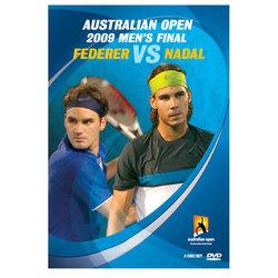 2009 Australian Open Final DVD