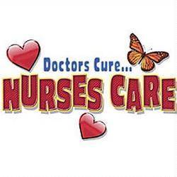 Doctors Cure Nurses Care T-Shirt