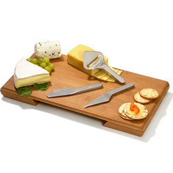 Complete Cheese Service Set