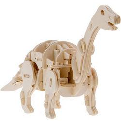 Remote Control DIY Wooden Dinosaur