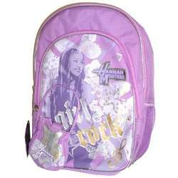 Hannah Montana Girls Rock Backpack