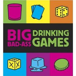 Big Bad-A** Drinking Games Kit