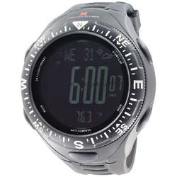 Altimeter and Compass Watch
