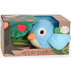 Apple Park Organic Bird Toy