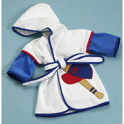 Baseball Cover-Up Robe