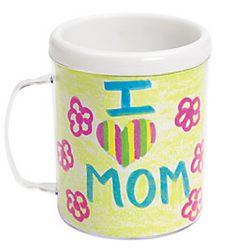 Kid's DIY Mugs Craft Kit