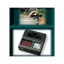 Ultrasonic Indoor/Outdoor Pest Deterrent
