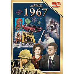 1967 Your Fabulous Year! DVD