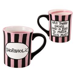 Shopaholic Mug