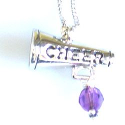 Cheer Necklace