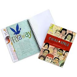 Chill and Spill Therapeutic Guided Journal