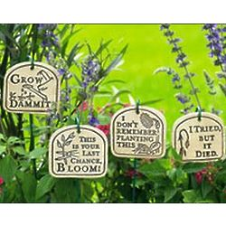 Last Chance to Bloom Garden Humor Stake