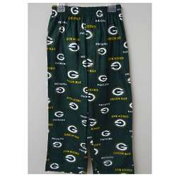 Boy's Green Bay Packers Lounge Pants