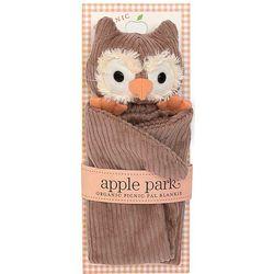 Organic Owl Buddy Blankie