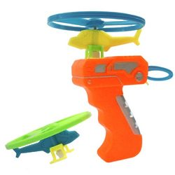Turbo Helicopter Flying Toy