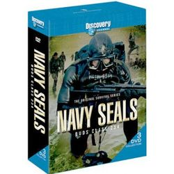 Navy Seals Training DVD Set