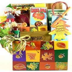 Fall Tasty Treasures Gift Box