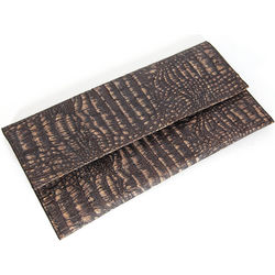 Handcrafted Cork Clutch