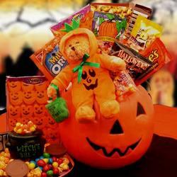 Happy Jack's Halloween Pumpkin Gift Bucket