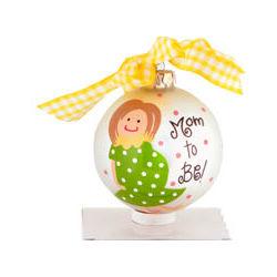 New Mom Christmas Ornament