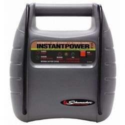 Instant Power Jump Starter with 12-AH Internal Battery