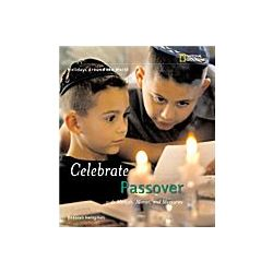 Celebrate Passover Hardcover Book