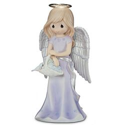 Precious Moments Alzheimer's Support Angel Figurine